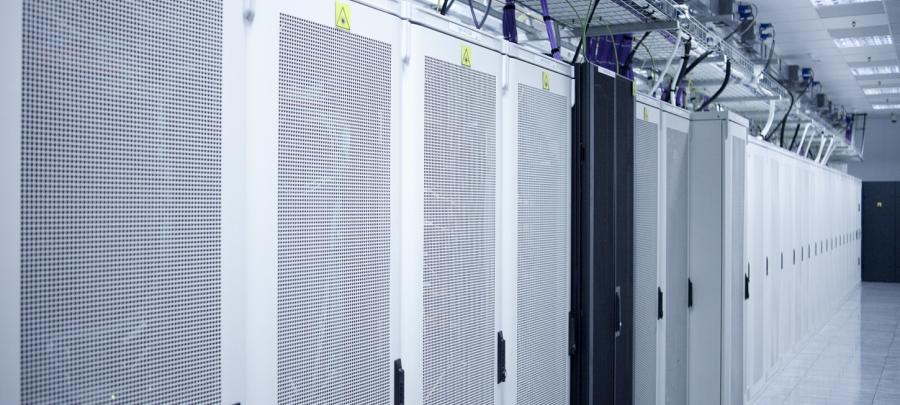 Data centre with tier 4 status