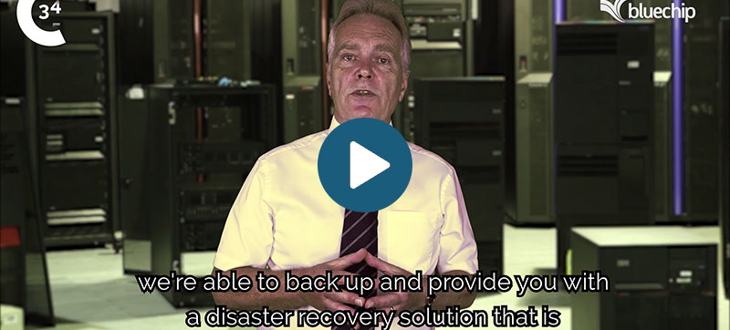 Data centre disaster recovery