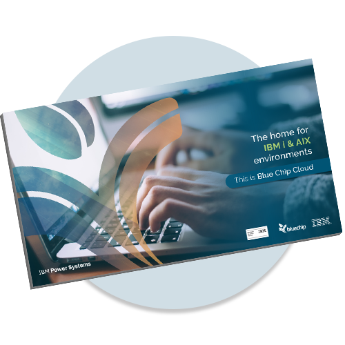 ebook - the cloud home for IBM i and AIX environments