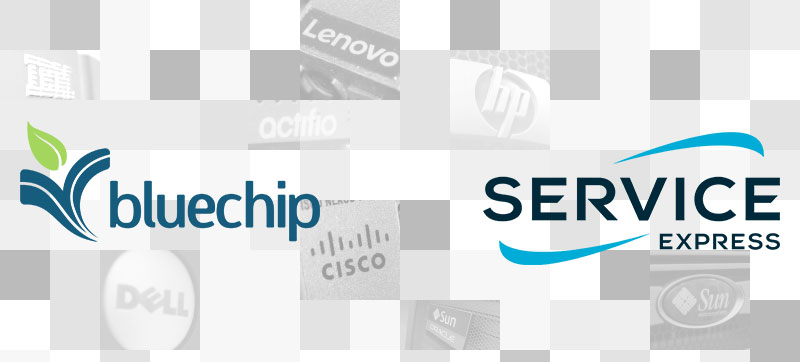 Blue Chip and Service Express are multivendor leaders