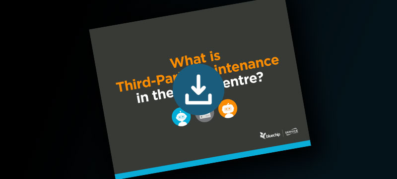 ebook - What is third party maintenance in the data centre?